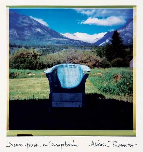 Allison ROSSITER - Fotografia - Scenes from a Scrapbook