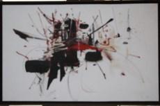 Georges MATHIEU - Pintura - sans titre