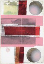 Robert RAUSCHENBERG - Stampa Multiplo - Arcanum IX