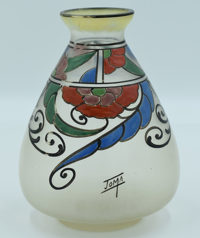 Joma – Vase Art Deco