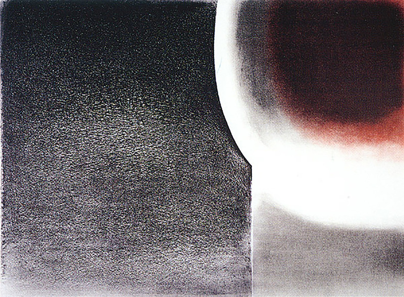 Rupprecht GEIGER - Grabado - Gegen die Folter