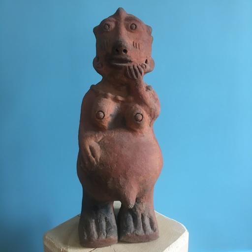 Seni Awa CAMARA - Sculpture-Volume - Maternity
