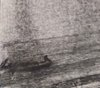 Edouard Léon Louis LEGRAND - Drawing-Watercolor - Faust sur le balcon tourné vers les dunes