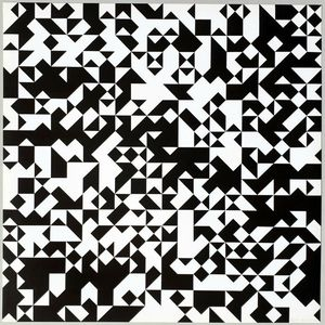 François MORELLET - Druckgrafik-Multiple - Sans titre