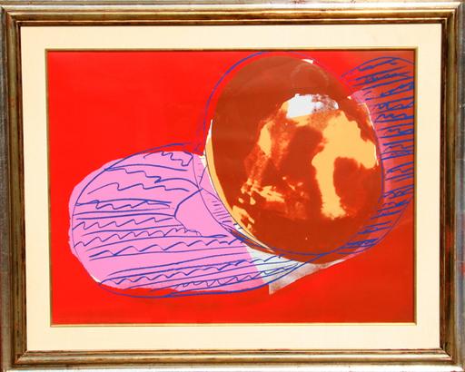 安迪·沃霍尔 - 版画 - Gems, FS IIA. 186