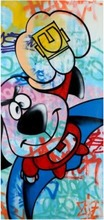 SEEN - Painting - The Underdog