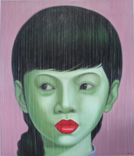 Jo CHANCHAI - Peinture - Eastern beautiesI VIII