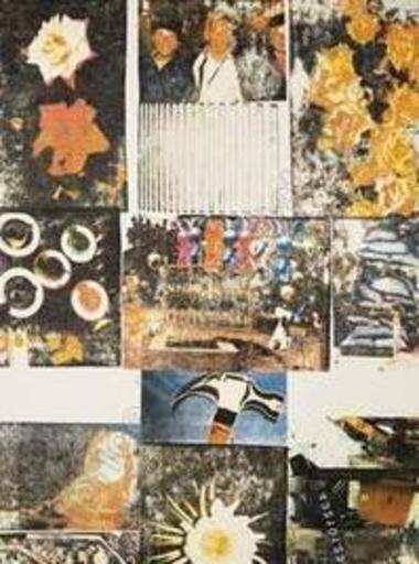Robert RAUSCHENBERG - Stampa Multiplo - Charms Against Harms