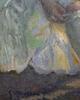 Georges MANZANA-PISSARRO - Painting - Femme Mettant son Bas