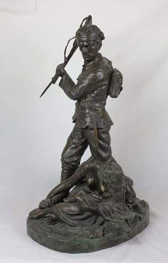 Richard Claude BELT - Scultura Volume - Casualties of War