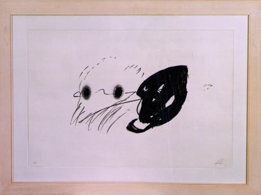 Antoni TAPIES - Print-Multiple - Regard