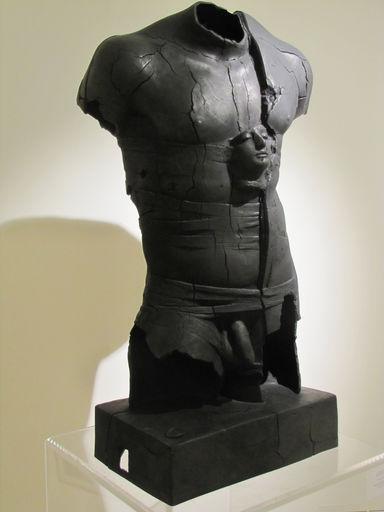 Igor MITORAJ - Sculpture-Volume - Grepol Screpolato