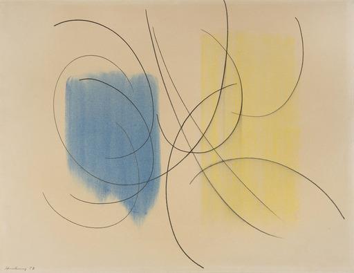 Hans HARTUNG - Dessin-Aquarelle - P1957-76