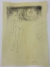 Salvador DALI (1904-1989) - Darius jura qu'il pendrait Alexandre qui servirait..