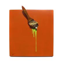 Tieri TDM - Escultura - Incompression 471 Spraybrush (Orange)