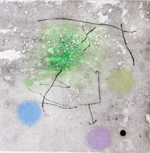 Joan MIRO (1893-1983) - Creation Miro 1961
