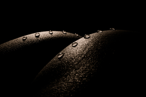 Pierre VOLPE - Photography - Droplets 9    (Cat N° 6555)