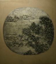 MA Han - Painting - Today's Landscape Fan n° 13