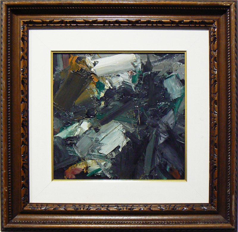 Piero RUGGERI - Painting - La cisterna