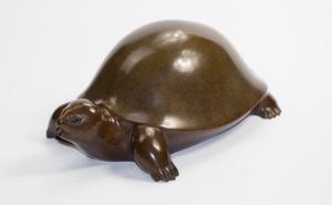 François GALOYER - Sculpture-Volume - Tortue