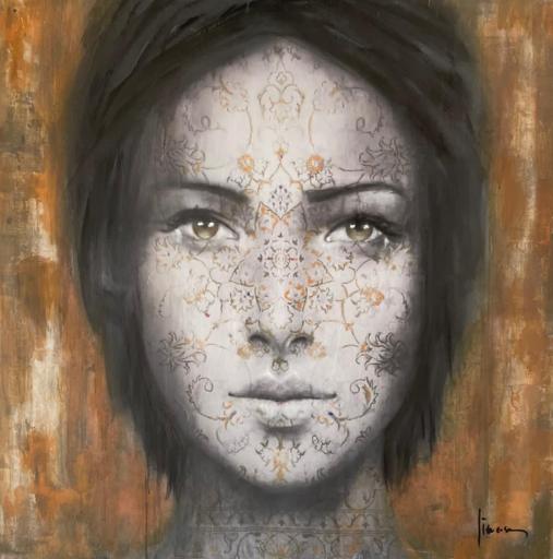 Christiaan LIEVERSE - 绘画 - CHARDONNE Ochre (Edition of 8)