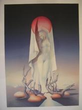 Jean-Paul CLEREN - Grabado - La naissance de Vénus,1984.