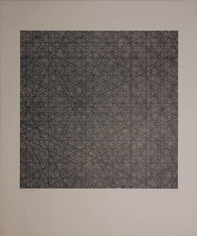 Ludwig WILDING - Druckgrafik-Multiple - Senza titolo