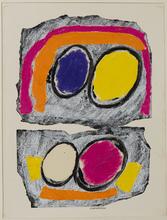 Jorge PÉREZ CASTAÑO - Drawing-Watercolor - Composition
