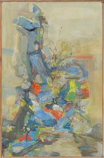 John Harrison LEVEE - Pittura