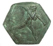 马里诺•马里尼 - 雕塑 - PUTTO FORMELLA