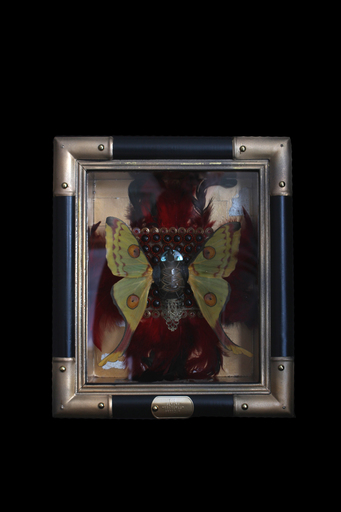 PATBOUN - Escultura -  FLYING TORTEYES