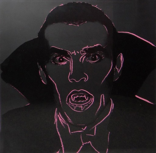 Andy WARHOL - Stampa-Multiplo - Dracula