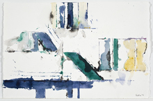 Paul KALLOS - Drawing-Watercolor - Sans titre (PK02)