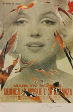 Mimmo ROTELLA - Print-Multiple - The Seven Year Itch