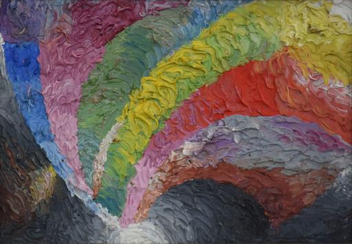 Henry VALENSI - Peinture - Sans Titre