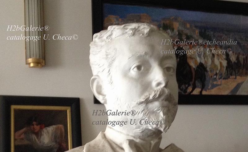 Ulpiano CHECA Y SANZ - Painting - cantaora -  flamenco - Gitana - Gitane