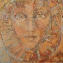 Ludmilla MOSHEK - Painting - Ishtar