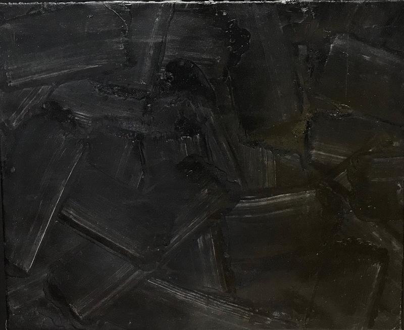 Pierre PRENERON - Gemälde - Untitled