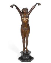 Claire COLINET - Escultura - ANDALUSIAN