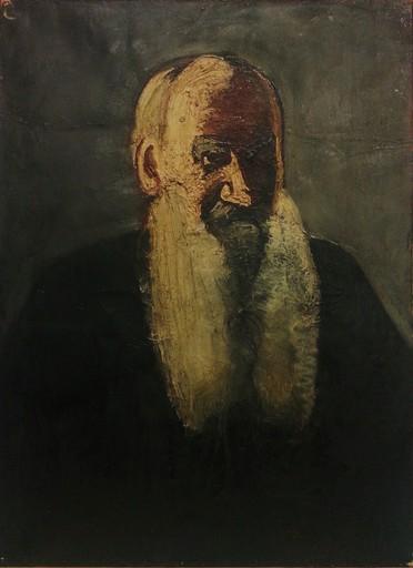 Eugène BLOCH - Pintura - Tolstoj