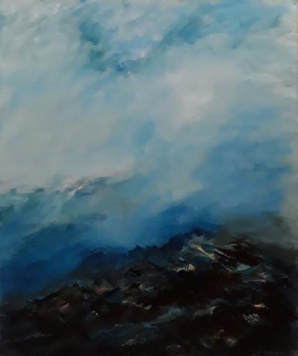 Marc LERUDE - Pittura - Altitude