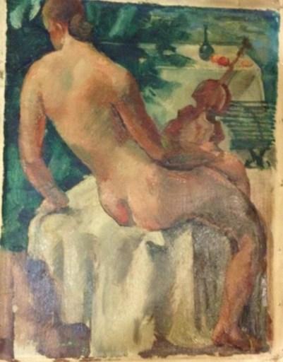 Jean ISY DE BOTTON - Painting
