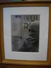 Georgette CHADOURNE - Photo - Portrait de Pablo Picasso