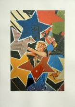 Mimmo ROTELLA - Print-Multiple - Marylin Monroe