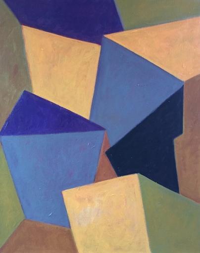 Irène DARGET-BASTIEN - Painting - KERY