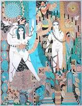 Dorothy IANNONE - Drawing-Watercolor - C'est La Vie Maman