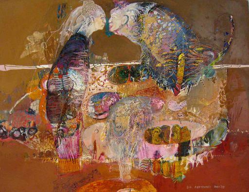 Eva ADAMOWICZ - Painting