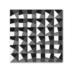 Marcello MORANDINI - Scultura Volume - Wall sculpture 679