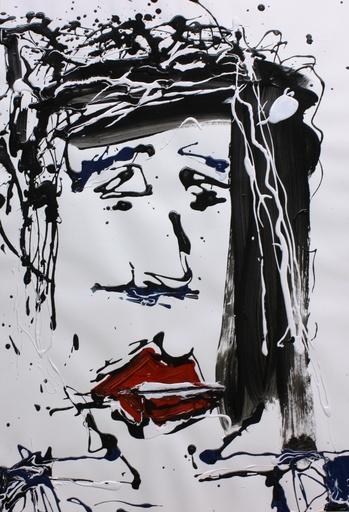 Saverio FILIOLI - Peinture - Contemporary man