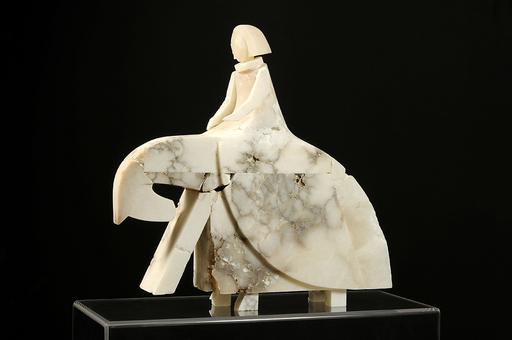 Manolo VALDÉS - Sculpture-Volume - Dama a Caballo